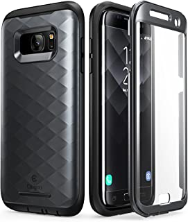 Galaxy S7 Edge Case, Clayco [Hera Series] Full-body Rugged Case with Built-in Screen Protector for Samsung Galaxy S7 Edge ...