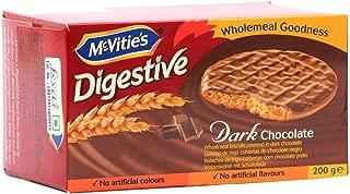McVities Chocolate Digestive Dark Biscuit, 200 gm