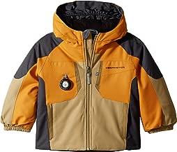 Obermeyer Kids Baby Boy's Horizon Jacket (Toddler/Little Kids/Big Kids) Sand Storm 7