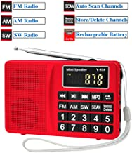 Best admiral portable radio Reviews