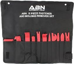 کیت ابزار ABN Premium Auto Trim Removal - مجموعه 11 قطعه Pry Bar ، حذف اتصال دهنده ، هیچ مجموعه ای برای حذف خراش