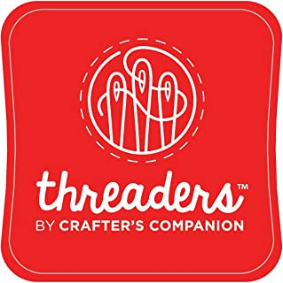 Threaders TH-1122 Fabric Ink Pads-Red