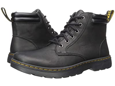 Dr. Martens Tipton Robson II (Black Forty Leather) Men