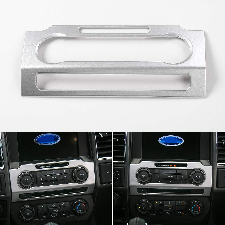 Car CD Media 現品 Audio Volume Adjust Cover 世界の人気ブランド Trim Panel Switch f Frame