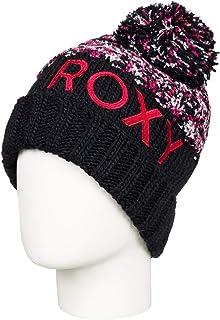 Roxy Alyeska - Gorro con Pompón - Gorro con Pompón Niñas
