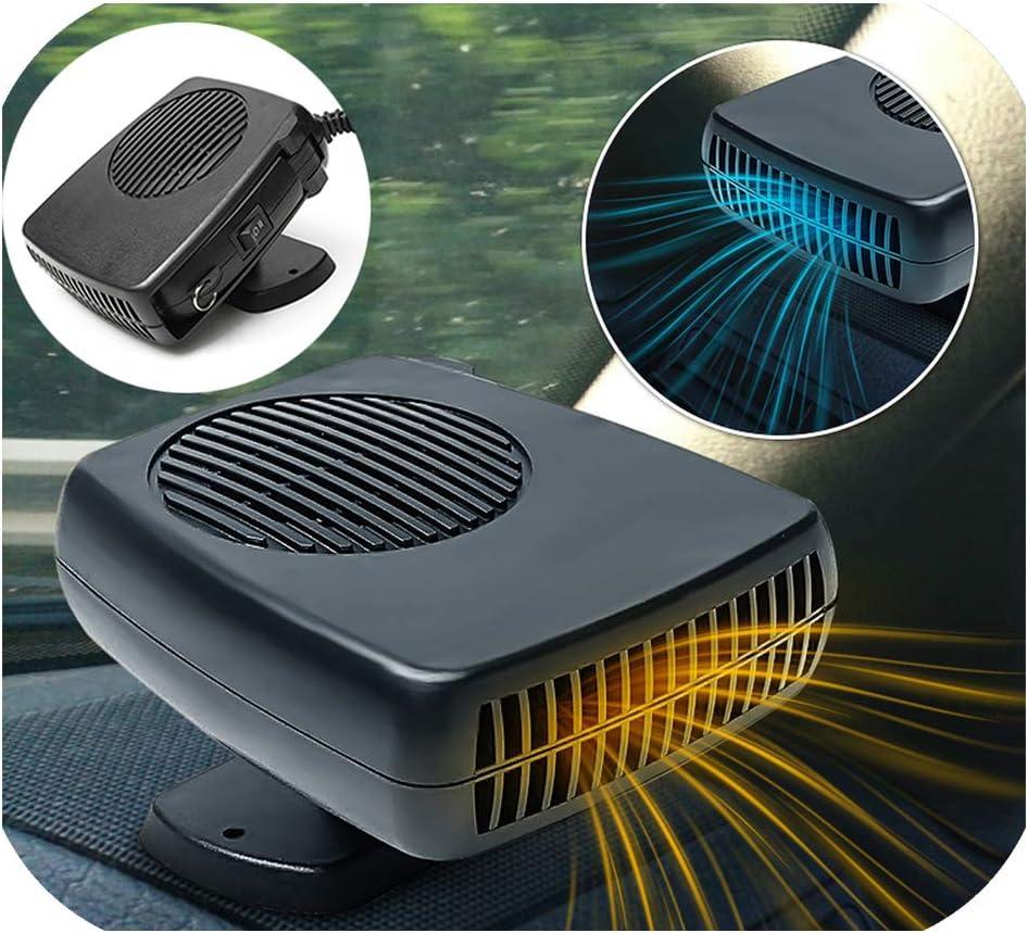 2 in 1 Car Vehicle Heater Heating Cool Fan Windscreen Demister Defroster Windscreen Demister Defroster 12V // 24V