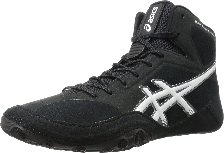 ASICS Mens Mens Dan Gable Evo Wrestling shoes