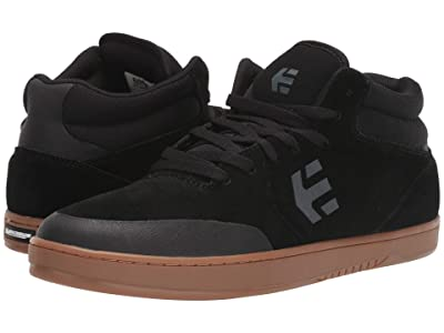 etnies Marana Mid (Black/Charcoal/Gum) Men