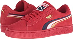 Ribbon Red/Peacoat/Puma White/Puma Team Gold