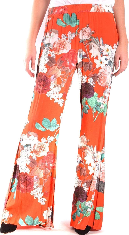 Aniye By Women's MCBI36356 Multicolor Viscose Pants
