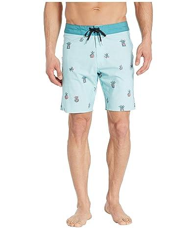 Billabong 19 Sundays Mini Boardshorts (Aqua) Men