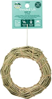 Oxbow Enriched Life Hay-O Toy for Small Animals