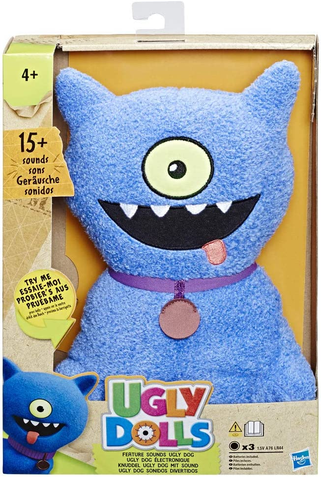 Ugly Peluche pas cher