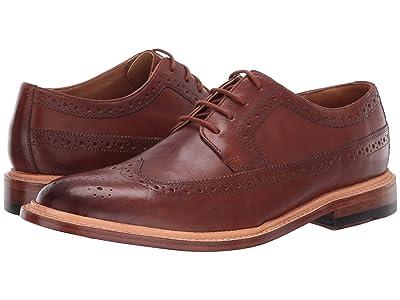 Bostonian No. 16 Soft Wing (Dark Tan Leather) Men