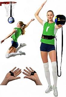 تجهیزات آموزش والیبال Regius 3.0 - ایده آل برای مبتدیان آموزش انفرادی ، خدمت ، تنظیم و سنبله ، ایده هدیه عالی
