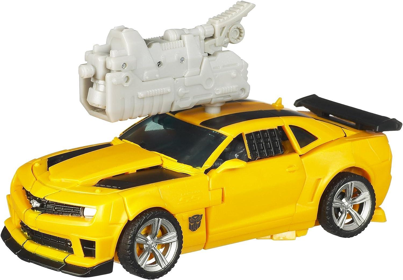 hasta 60% de descuento Transformers DOTM Mechtech Mechtech Mechtech Deluxe Bumblebee  hasta un 60% de descuento