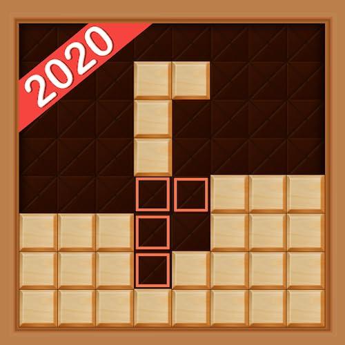 Block Puzzle Woody - Brain Game Free