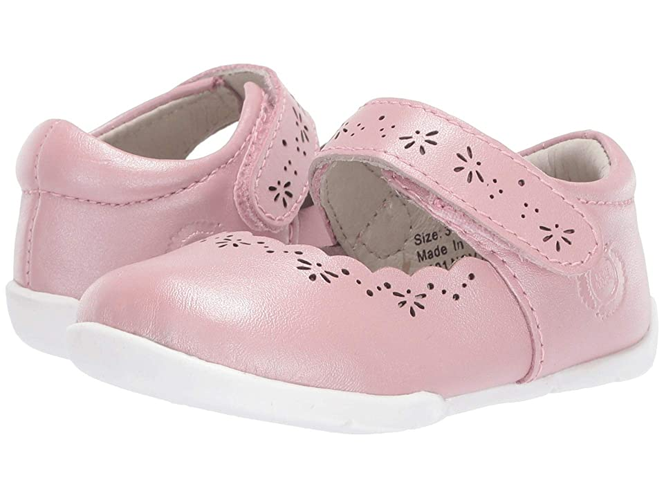 Livie & Luca Lily (Infant/Toddler) (Rose Shimmer) Girl