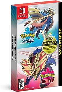 Pokemon Sword + Pokemon Shield Double Pack (輸入版:北米) – Switch
