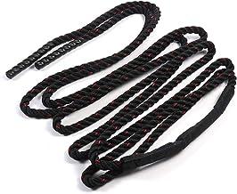 MNAD 9 M lengte fitness gevechtstouw geluid springen touw lood strijd springtouw touw touw retenzer gym oefening gereedsch...