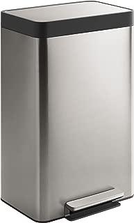 Kohler K-20940-ST 13-Gallon Stainless Trash Can, Stainless Steel