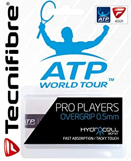 Tecnifibre Pro Players Tennis Overgrip 3 Pack ()