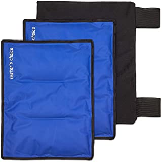 Gel Packs and Wrap – Use as Hip Ice Pack Wrap, Leg Ice Pack Wrap, or Cold Pack for..