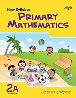 New Syllabus Primary Mathematics Textbook 2A (2nd Edition)