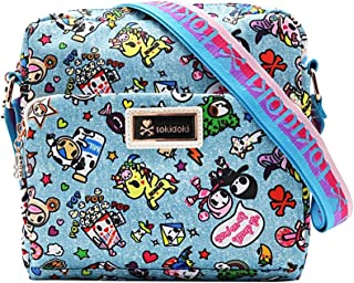 Tokidoki Tokidoki Denim Daze Crossbody Bag