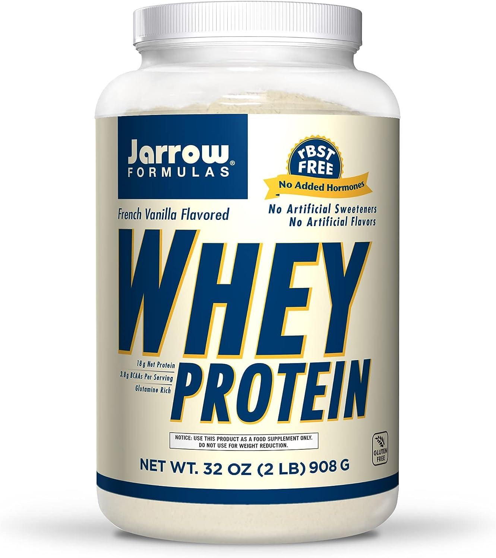 Jarrow Formulas Whey Protein French Vanilla Sup - safety 908g Powder Max 83% OFF