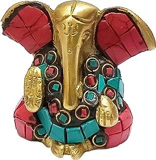 Worth Praize Brass Baal Ganesha Idol  Ganesha Statue   Ganpati Murti  Home Décor