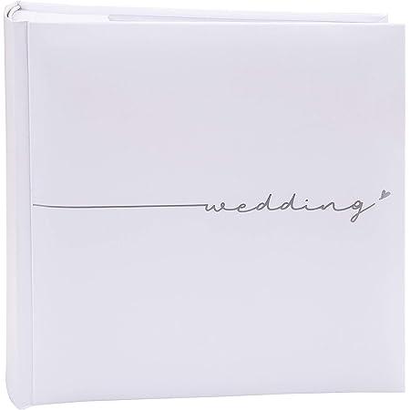 Walther Glamour 6x4 Slip In Wedding Photo Album 200 Photos Amazon Co Uk Kitchen Home
