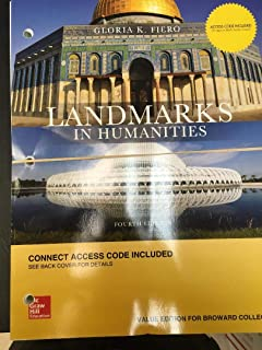 Landmarks in Humanities 4th Edition