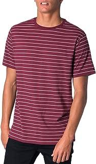 Rip Curl Men's Plain Stripe Tee