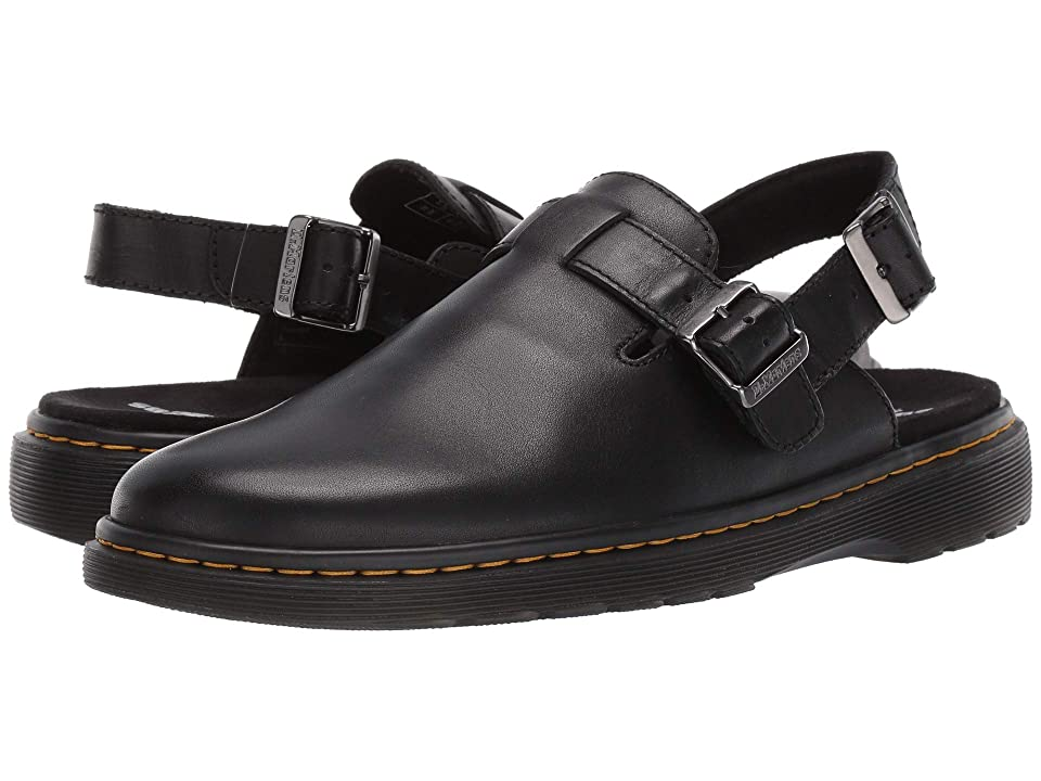 Dr. Martens Jorge Westfield (Black) Sandals