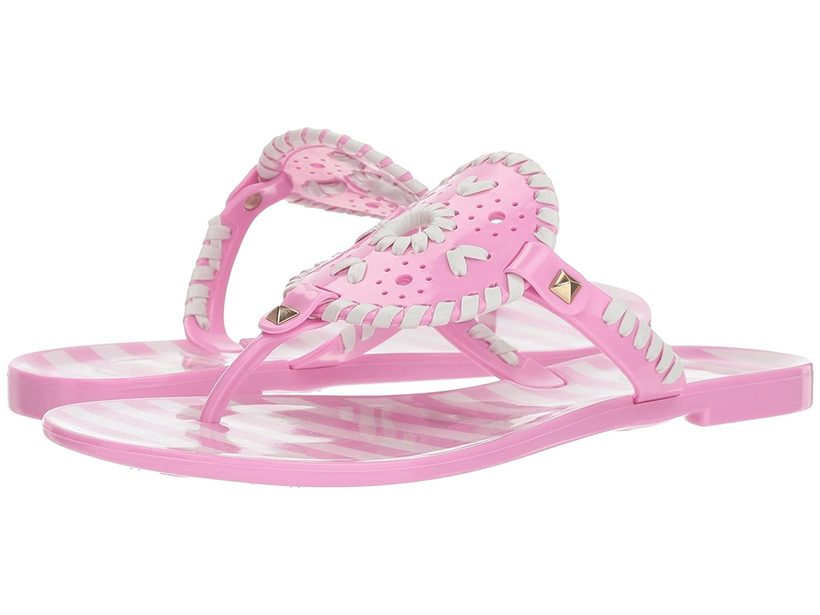 Jack Rogers Striped Georgica JellyAtmospheric grades have affordable shoes
