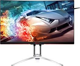 "AOC AGON AG322QC4 31.5"" Curved Framless Gaming Monitor, QHD 2560x1440 VA panel, FreeSync 2, DisplayHDR 400, 144Hz, 4ms, Di..."