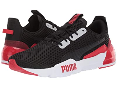 PUMA Cell Phase Primary (Puma Black/High Risk Red) Men