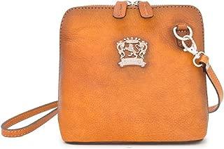 Pratesi cross-body Bag Volterra - B467 Bruce (Cognac)
