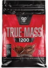 bsn true mass 1200 vs serious mass