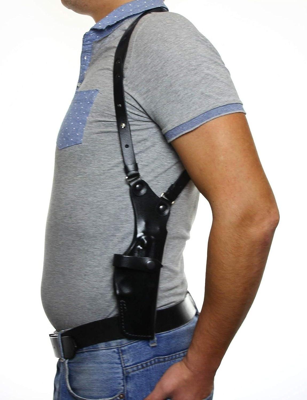 For CZ Spring new work 83 Vertical Max 90% OFF Genuine Leather Gun Holster Shoulder