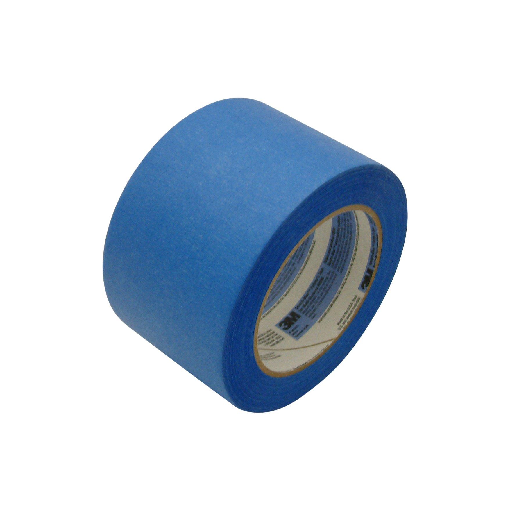 3m Scotch 2090 Blue Painters Tape 3 In X 60 Yds Blue
