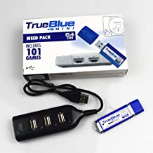 $26 » Sponsored Ad - wastreake True Blue Mini Pack Accessories Plug and Play Portable for Playstation Game