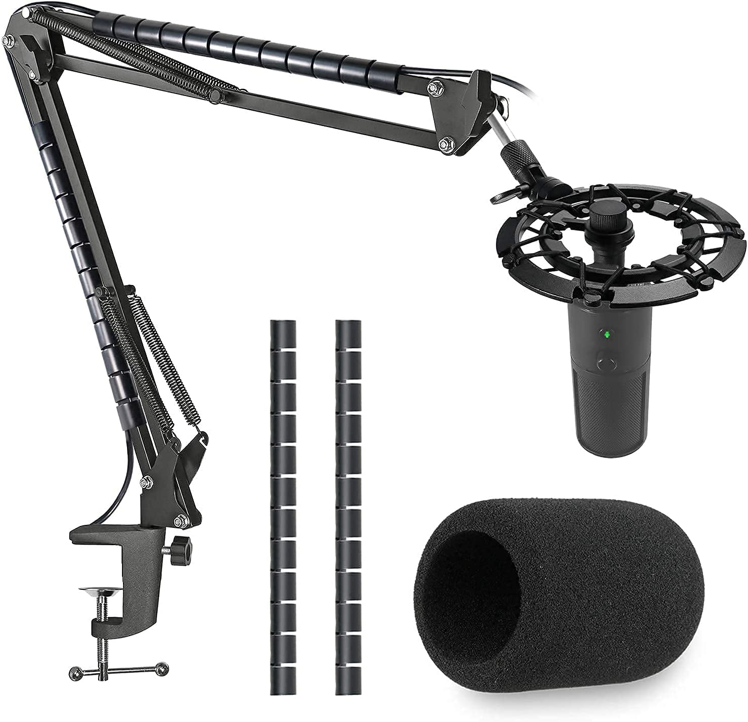 SUNMON Seiren X Popular product Mic Stand an Windscreen,Cable Popular Foam Sleeve with
