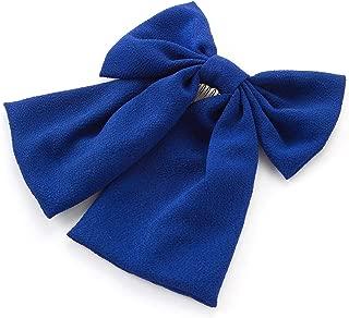 [ミッシュキッシュ]髪飾り ヘアアクセサリー 大正リボンコーム(大) 4531-164