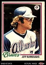 Best jeff burroughs baseball cards Reviews