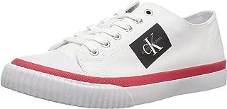 Calvin Klein Men's Iziceio Canvas Sneaker
