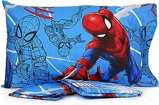 Trapunta Completo Lenzuola 3 pezzi Spiderman Letto Singolo coordinato Marvel