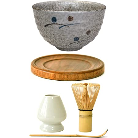 Style A 1Pc Cer/ámica Matcha Bowls Juegos de Ceremonia del t/é Bamboo Whisk Japanese Teaware Sets Drinkware