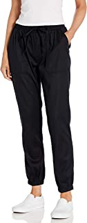Marca Amazon - Daily Ritual Stretch Tencel Drawstring Jogger Pant - pants Mujer
